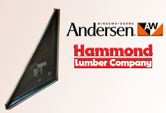 Andersen Type 2 Flexi-Frame Triangle Window